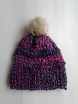 Children\u2019s Amren crochet beanie, kids hat, kids winter hat, pink hat, crochet children beanie, kids toque, toddler hat