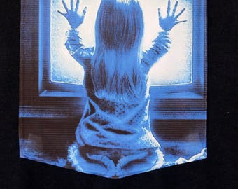 Poltergeist - Pocket T-Shirt