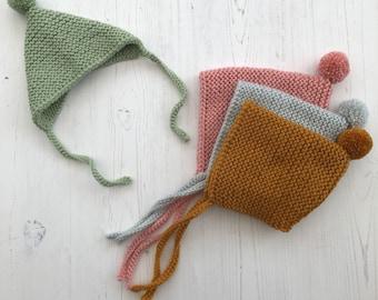 220a775f6 Knit pixie hat