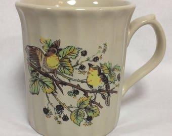 Bird Mug by Sunnycraft