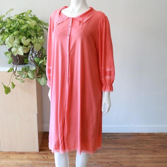 Vintage Clothing Loungewear 70's - Women's Nightg… - image 2
