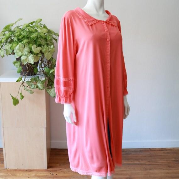 Vintage Clothing Loungewear 70's - Women's Nightg… - image 3