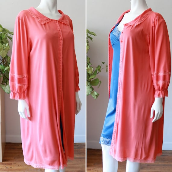 Vintage Clothing Loungewear 70's - Women's Nightgo