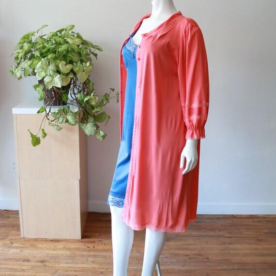 Vintage Clothing Loungewear 70's - Women's Nightg… - image 7