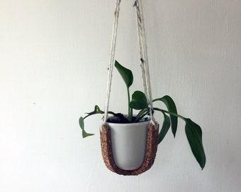 Hanging Planter | Cork