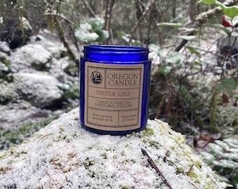 Oregon Candle | 4oz | Soy Candle | Wood Wick