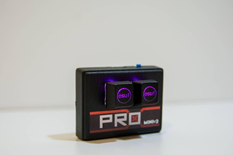 PRO X Mini v2  mini mechanical keypad for osu with backlit image 0
