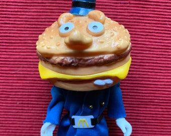 Officer Big Mac Etsy