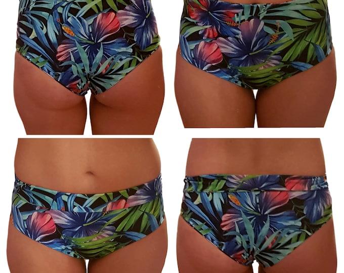 Wear it Your Way Pole Pant - Paradise Palm