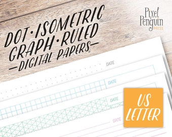 Notes inserts happy planner printable grid notes paper