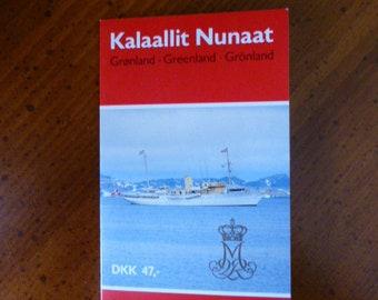 GREENLAND: Kalaallit Nunaat Booklet, 1990