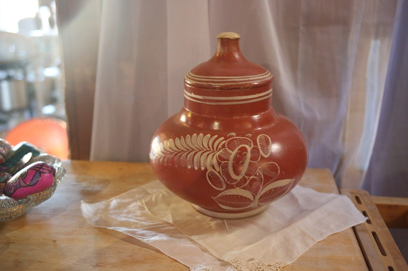 mexican clay pottery