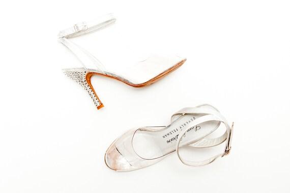 Beverly Feldman Vintage Shoes • Size 6 - image 3