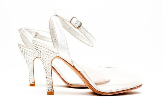 Beverly Feldman Vintage Shoes • Size 6 - image 5