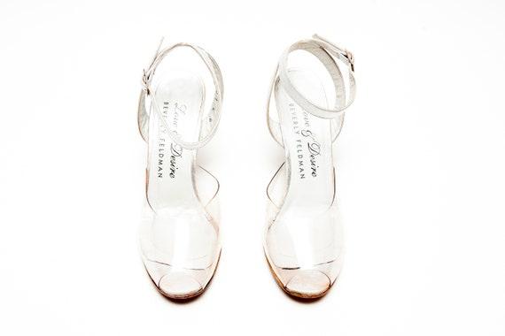 Beverly Feldman Vintage Shoes • Size 6 - image 4