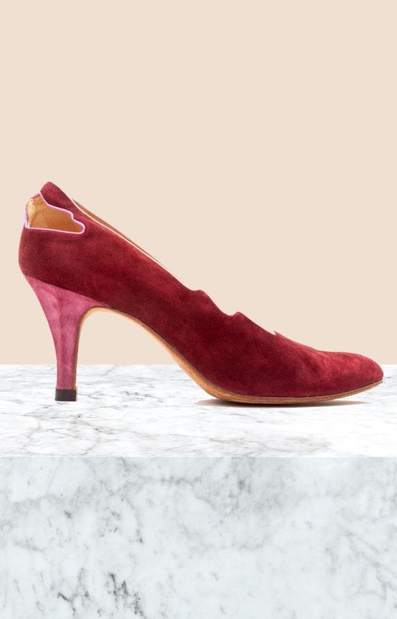 Maud Frizon Paris Vintage Heels •Size 37
