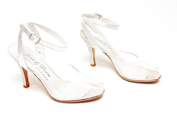 Beverly Feldman Vintage Shoes • Size 6 - image 7