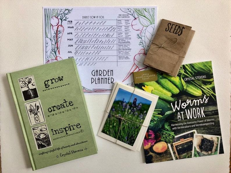 Garden Book Bundle image 0