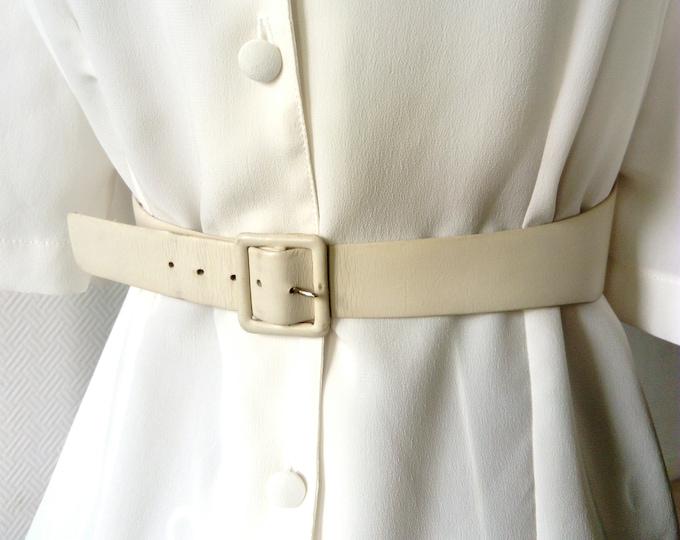 70s/70s back buttonhole belt