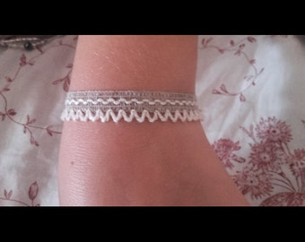 Bracelet lin