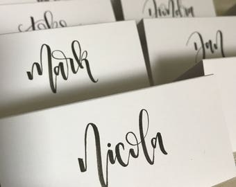 Wedding Place Cards Etsy NZ