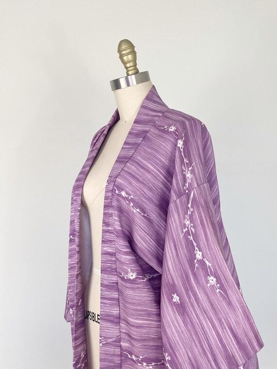Vintage Haori / short kimono / kimono / antique k… - image 9