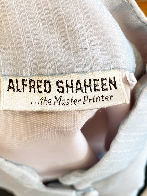 1960s Alfred Shaheen Dress - Vintage Shaheen Dres… - image 8