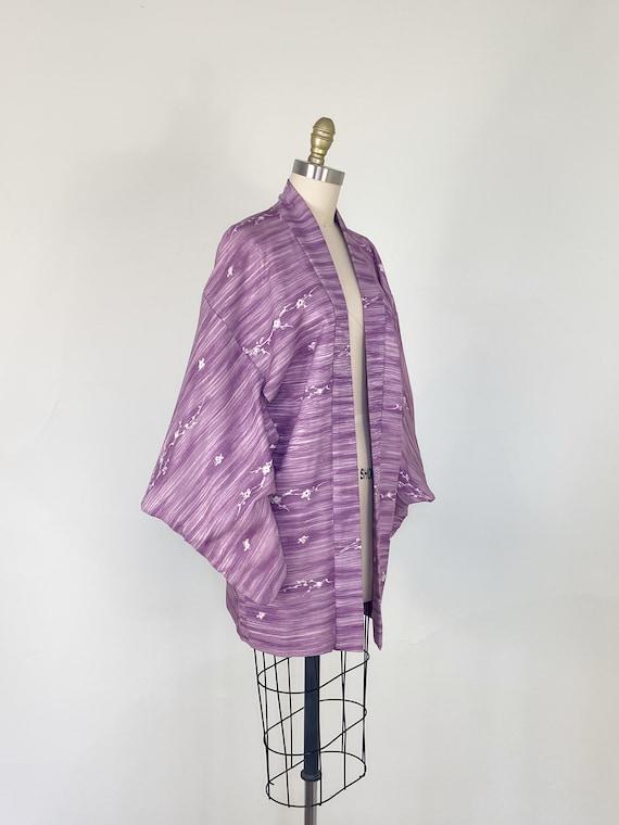 Vintage Haori / short kimono / kimono / antique k… - image 4