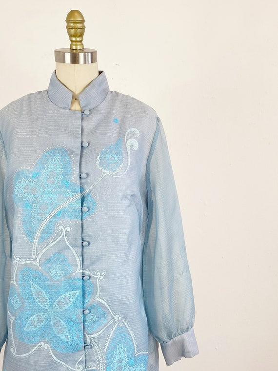 1960s Alfred Shaheen Dress - Vintage Shaheen Dres… - image 3