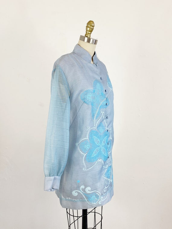 1960s Alfred Shaheen Dress - Vintage Shaheen Dres… - image 7