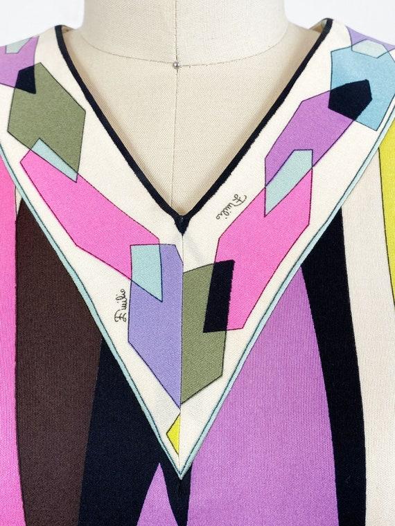1960s Emilio Pucci Dress - Vintage Pucci Dress - … - image 9