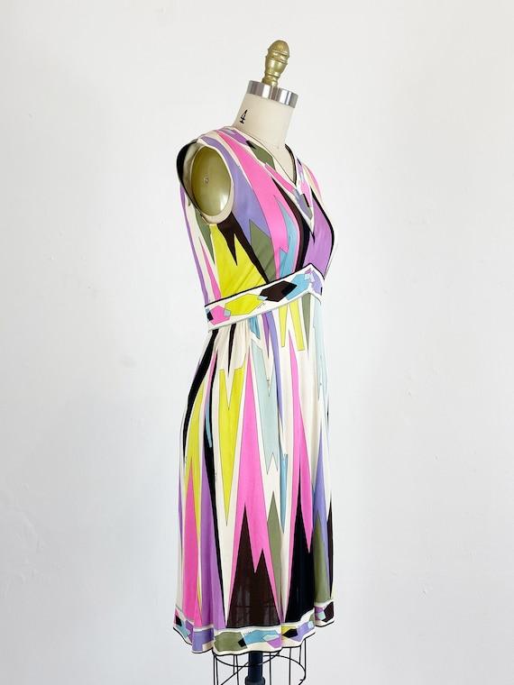 1960s Emilio Pucci Dress - Vintage Pucci Dress - … - image 3
