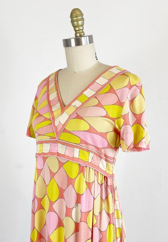 1960s Emilio Pucci Dress - Vintage Pucci Dress - … - image 5