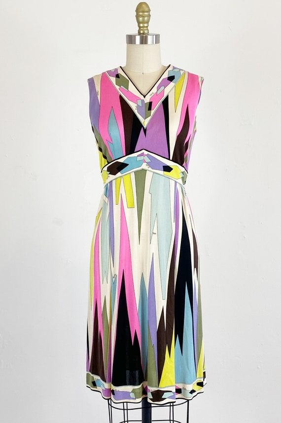 1960s Emilio Pucci Dress - Vintage Pucci Dress - … - image 2