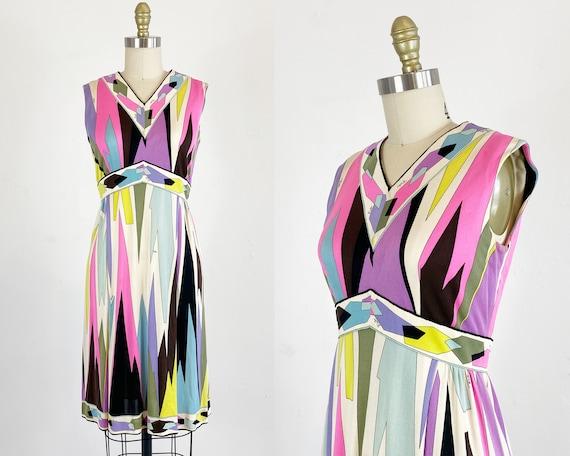 1960s Emilio Pucci Dress - Vintage Pucci Dress - … - image 1