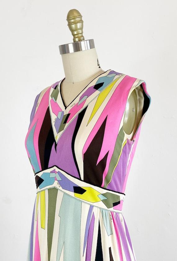 1960s Emilio Pucci Dress - Vintage Pucci Dress - … - image 6