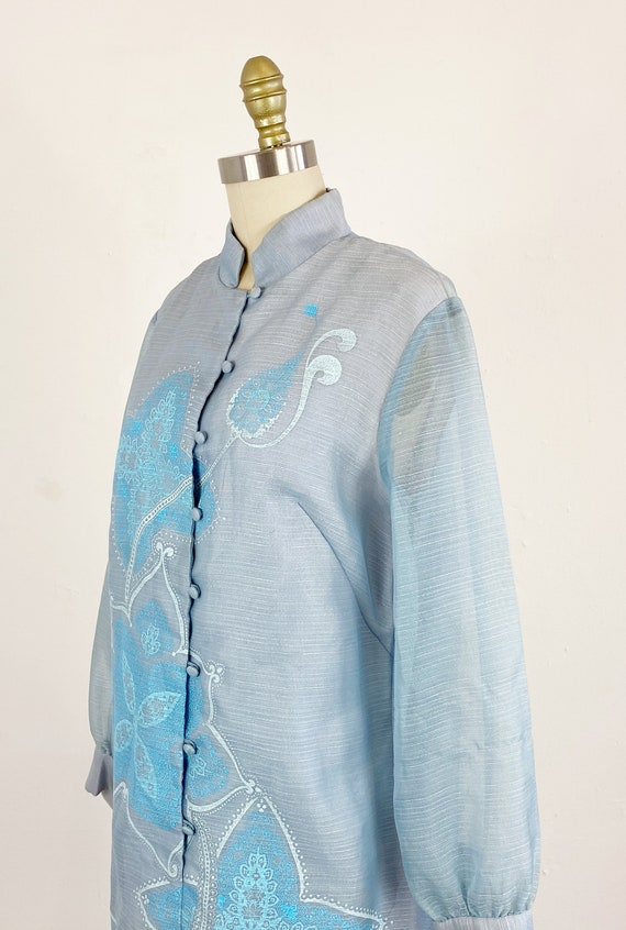 1960s Alfred Shaheen Dress - Vintage Shaheen Dres… - image 6