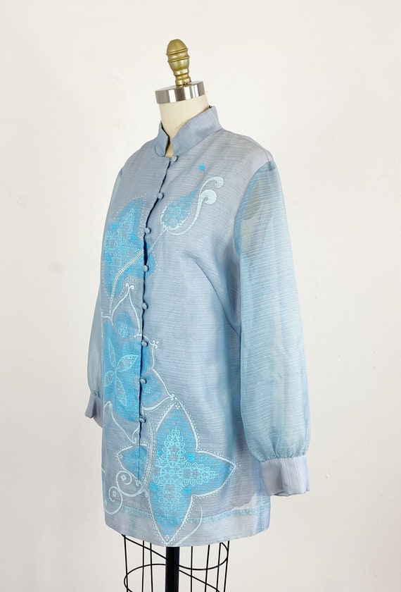 1960s Alfred Shaheen Dress - Vintage Shaheen Dres… - image 4