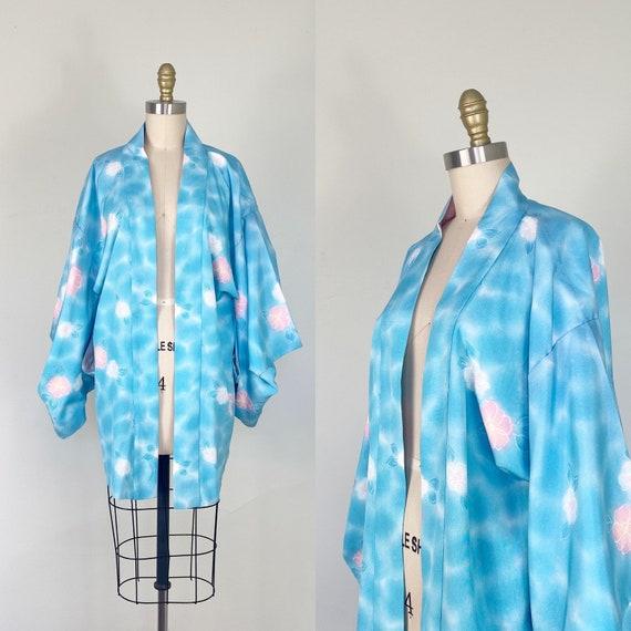 Vintage Haori / short kimono / kimono / antique ki