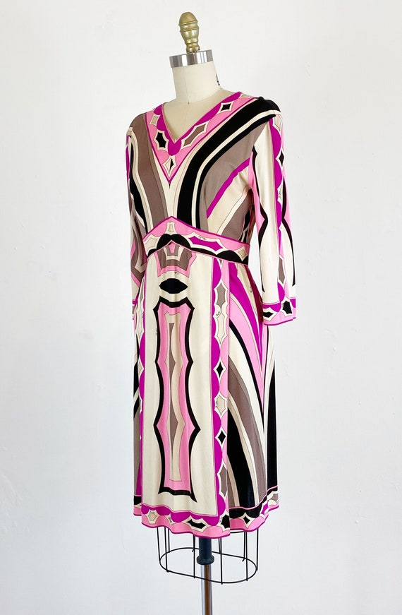 1960s Emilio Pucci Dress - Vintage Pucci Dress - … - image 4