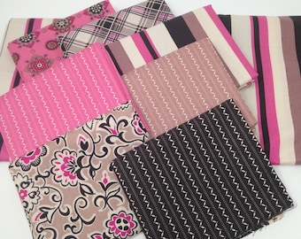 Pink Astonia from Denyse Schmidt Fabric Bundle #3