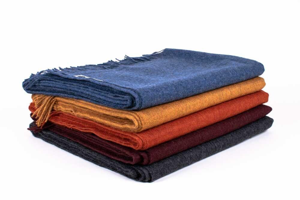 100% bébé alpaga couverture/jet/péruvienne alpaga/alpaga laine couverture