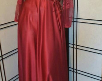 Vintage JCPENNEYS Fashions Formal Dress 11 12