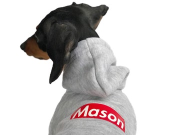7555ac5eb98647 Custom Dog Hoodie