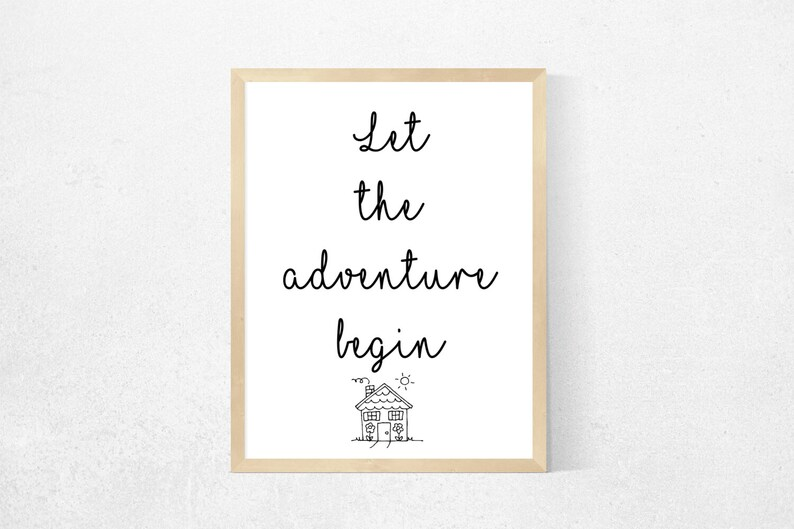 House Quotes New House Print First House Couples Quotes Etsy