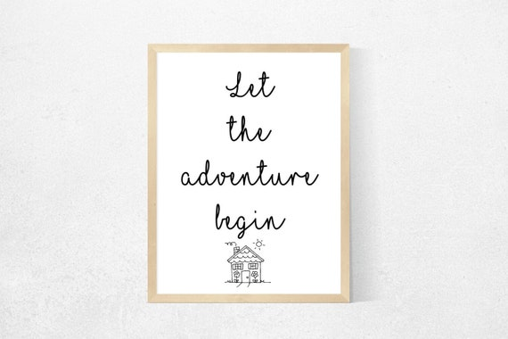 First Time Buyer - Mortgage - Home Owner - Our First Home - Home Quotes -  House Warming Gift - New Home Owner Gift - New House Gift
