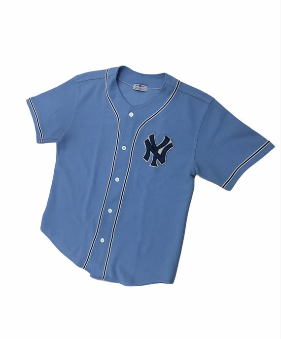 Vintage New York Yankees Jersey MLB Streetwear Bas