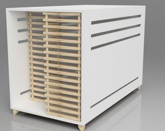 Long Litter Cabinet for LRC3 only