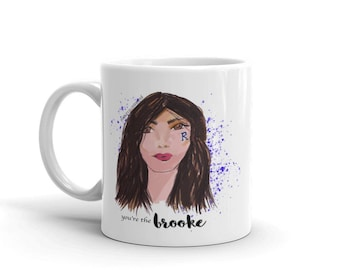 One Tree Hill Mug x Brooke & Haley