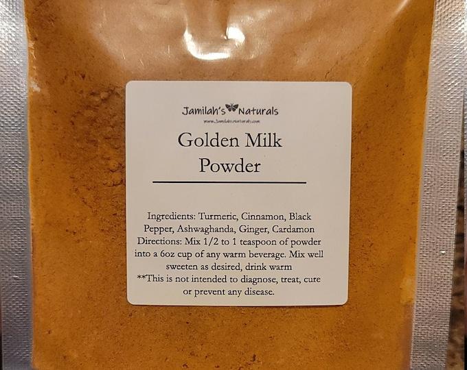 Golden Milk Powder
